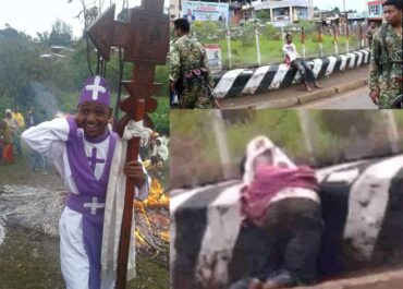 Report 56 Slaughter and burning in Oromia